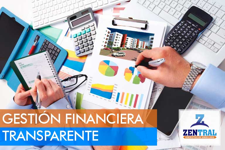 Gestión Financiera Transparente